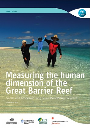 Measuring the human dimension of the Great Barrier Reef
